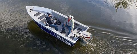 2018 Evinrude E-TEC 25 HP (E25DPSL) in Deerwood, Minnesota - Photo 3