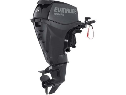 2018 Evinrude E30MRL in Deerwood, Minnesota