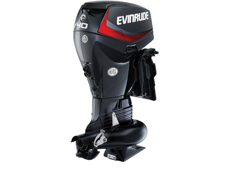 2018 Evinrude E40DPJL in Black River Falls, Wisconsin
