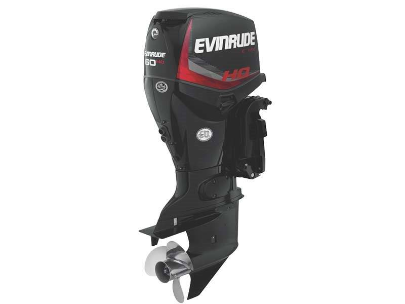 2018 Evinrude E60HGX in Oceanside, New York