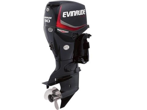 2018 Evinrude E-TEC Pontoon 90 HP (E90GNL) in Memphis, Tennessee - Photo 1