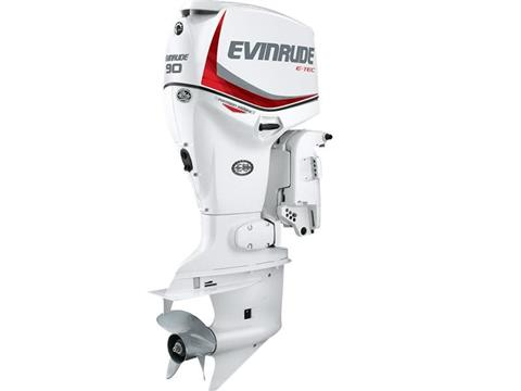2018 Evinrude E90SNL in Black River Falls, Wisconsin