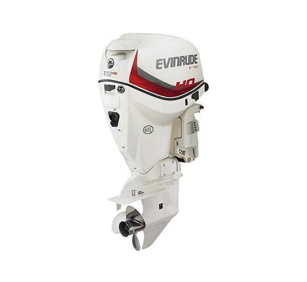 2019 Evinrude E-TEC 115 HO (A115SHX) in Harrison, Michigan
