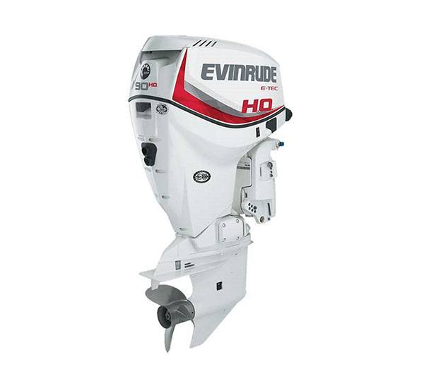 2019 Evinrude E-TEC 90 HO (E90HSL) in Oceanside, New York - Photo 1