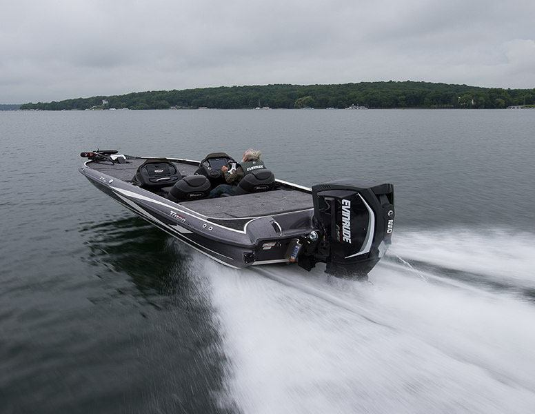 2019 Evinrude E-TEC G2 300 HP (E300XCU) in Freeport, Florida