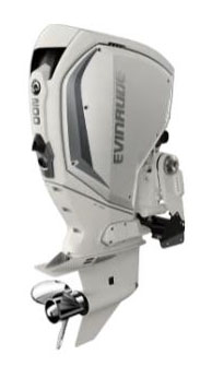 Evinrude E-TEC G2 200 HP (C200WLF) in Wilmington, Illinois