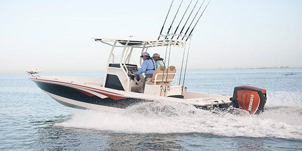 2019 Evinrude E-TEC G2 225 HO (E225LHO) in Oceanside, New York