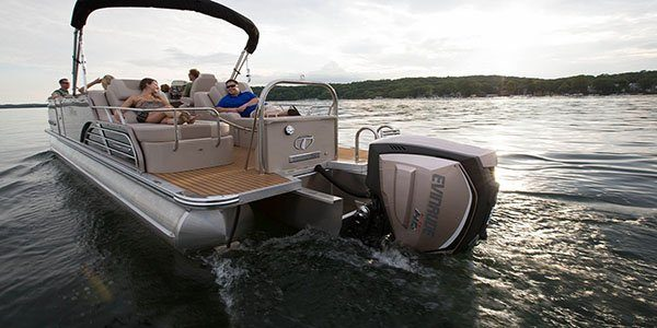 2019 Evinrude E-TEC G2 225 HP in Wilmington, Illinois