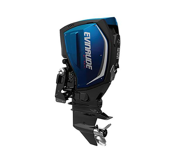 2019 Evinrude E-TEC G2 225 HP (E225XC) in Wilmington, Illinois - Photo 1