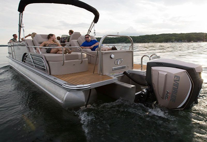 2019 Evinrude E-TEC G2 300 HP (E300XCU) in Wilmington, Illinois