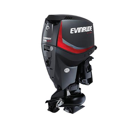 2019 Evinrude E-TEC Jet 105 HP (E105DJL) in Harrison, Michigan