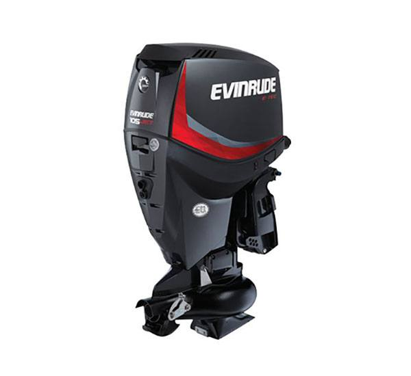 Evinrude E-TEC Jet 105 HP (E105DJL) in Eastland, Texas - Photo 1