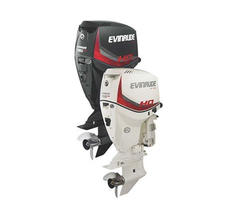 2019 Evinrude E-TEC 135 HO (E135HGX) in Harrison, Michigan