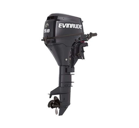 2019 Evinrude Portable 9.8 HP (E10PGL4) in Woodruff, Wisconsin