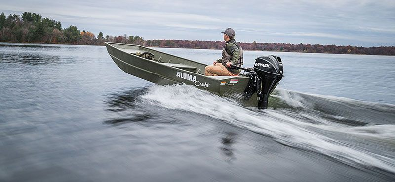 2019 Evinrude Portable 9.8 HP (E10RG4) in Wilmington, Illinois - Photo 2
