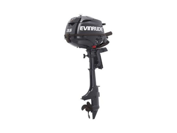 2019 Evinrude Portable 3.5 HP (E3RG4) in Memphis, Tennessee