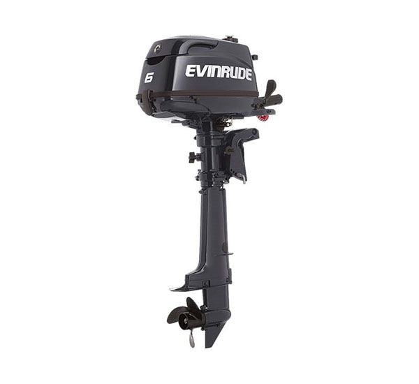 2019 Evinrude Portable 6 HP (E6RG4) in Oceanside, New York - Photo 1