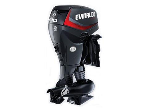 2019 Evinrude E-TEC Jet 40 HP (E40DRGL) in Freeport, Florida