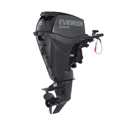 2019 Evinrude E-TEC MFE 30 HP (E30MRL) in Harrison, Michigan
