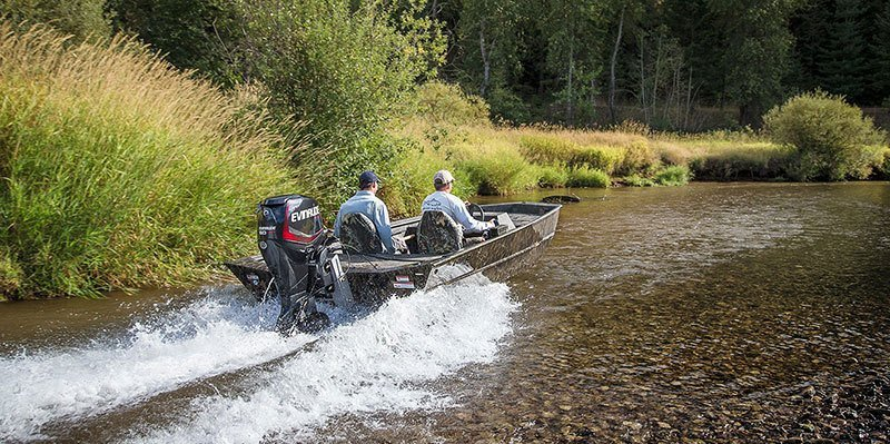 2019 Evinrude E-TEC Jet 40 HP (E40DPJL) in Deerwood, Minnesota - Photo 4