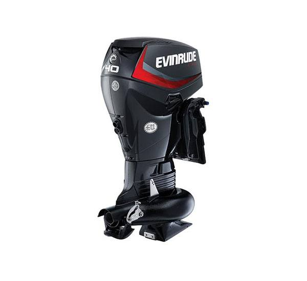 2019 Evinrude E-TEC Jet 40 HP (E40DPJL) in Black River Falls, Wisconsin