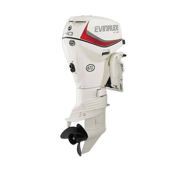 2019 Evinrude E-TEC 40 HP (E40DSL) in Lancaster, New Hampshire