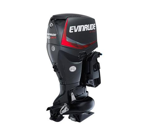 2019 Evinrude E-TEC Jet 60 HP (E60DPJL) in Harrison, Michigan