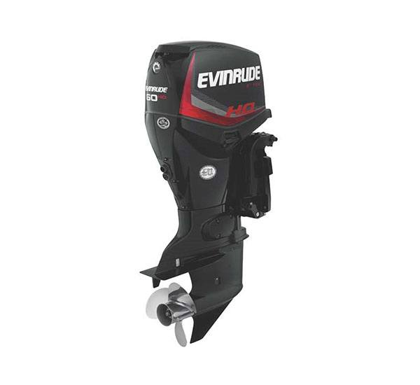 2019 Evinrude E-TEC 60 HP (E60HGX) in Black River Falls, Wisconsin - Photo 1