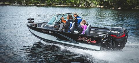 2019 Evinrude E-TEC 90 HP (E90DPX) in Freeport, Florida