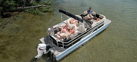 2019 Evinrude E-TEC Pontoon 90 HP (E90GNL) in Oceanside, New York - Photo 4