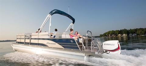 2019 Evinrude E-TEC Pontoon 90 HP (E90GNL) in Oceanside, New York - Photo 5