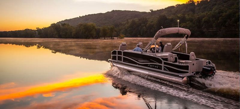 2020 Evinrude E-TEC Pontoon 115 HP in Eastland, Texas - Photo 3