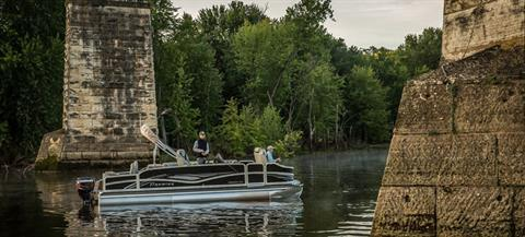 2020 Evinrude E-TEC Pontoon 90 HP in Harrison, Michigan - Photo 5