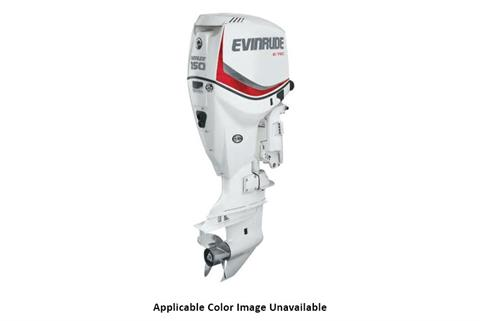 Evinrude E-TEC 150 HP (E150DGX) in Rapid City, South Dakota