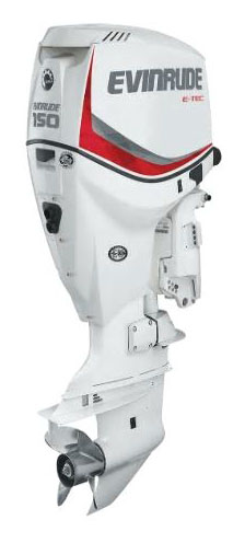 2020 Evinrude E-TEC 150 HP (E150DPX) in Wilmington, Illinois - Photo 1