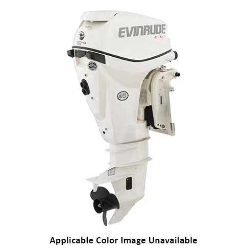 Evinrude E-TEC 15 HO (E15HPGX) in Wilmington, Illinois