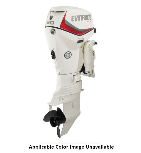 Evinrude E-TEC 60 HP (E60DPGL) in Deerwood, Minnesota