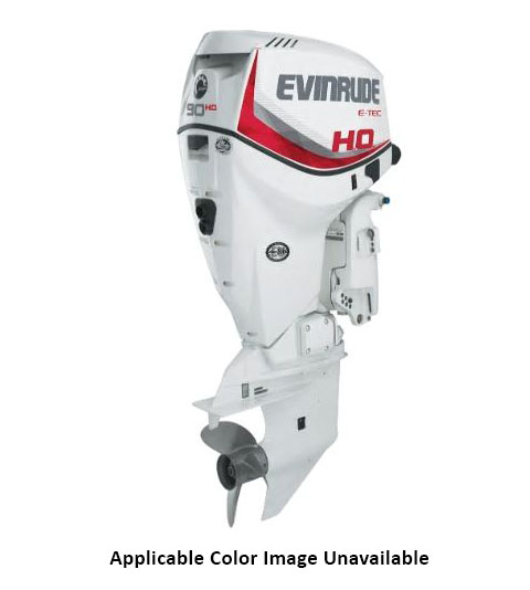 2020 Evinrude E-TEC 90 HO in Oceanside, New York - Photo 1