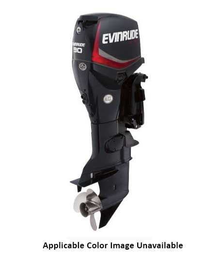 Evinrude E-TEC 90 HP (E90DSL) in Deerwood, Minnesota