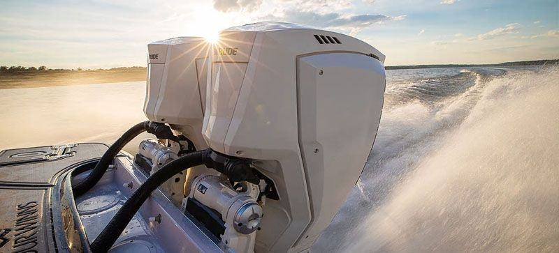 Evinrude E-TEC G2 115 HO (K115HWXP) in Deerwood, Minnesota - Photo 5