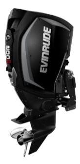 Evinrude E-TEC G2 200 HO (H200HGXC) in Freeport, Florida