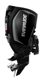 Evinrude E-TEC G2 225 HO (H225HGLF) in Wilmington, Illinois