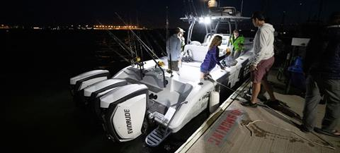 Evinrude E-TEC G2 225 HO (H225HGXF) in Oceanside, New York - Photo 7