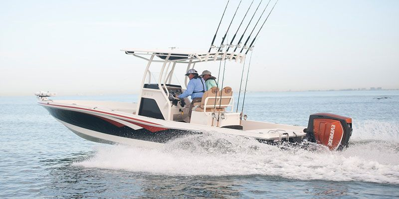 Evinrude E-TEC G2 250 HO (H250XH) in Freeport, Florida - Photo 4