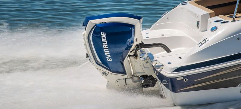 Evinrude E-TEC G2 250 HO (H250WXCA) in Woodruff, Wisconsin - Photo 3