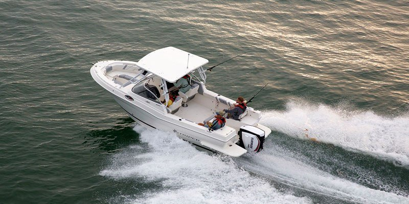Evinrude E-TEC G2 300 HP (H300AXU) in Eastland, Texas - Photo 5