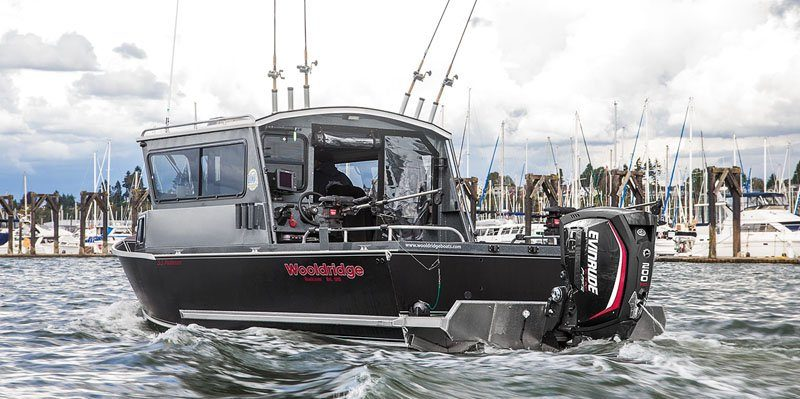 Evinrude E-TEC G2 300 HP (H300AZU) in Eastland, Texas