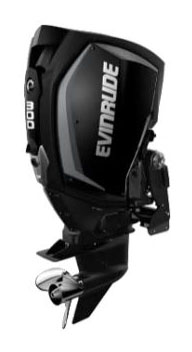 Evinrude E-TEC G2 300 HP (H300GXCA) in Wilmington, Illinois