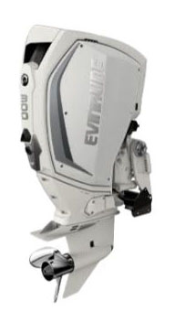 Evinrude E-TEC G2 300 HP (H300WLF) in Wilmington, Illinois