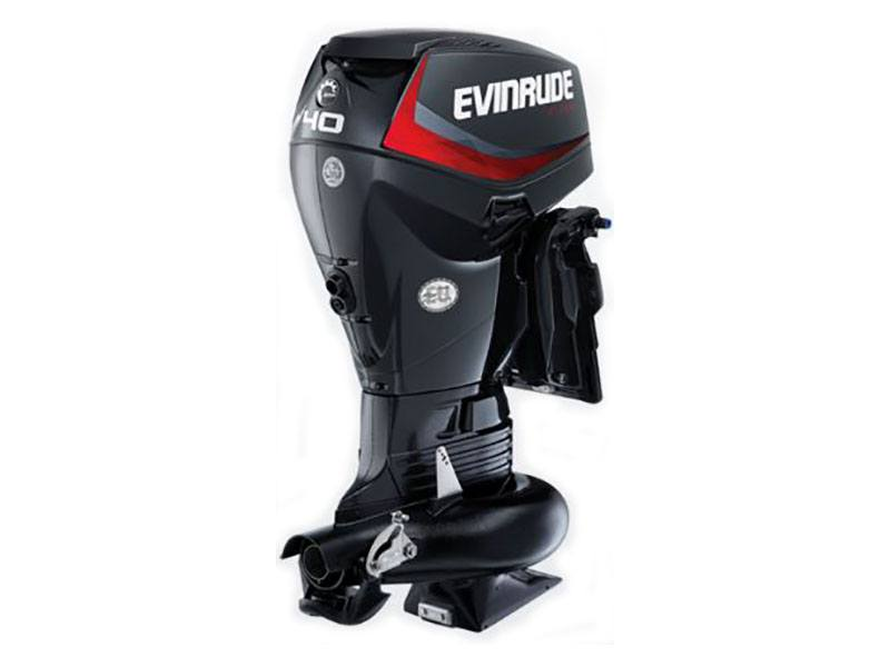 2019 Evinrude E-TEC Jet 40 HP (E40DGTL) in Deerwood, Minnesota - Photo 1